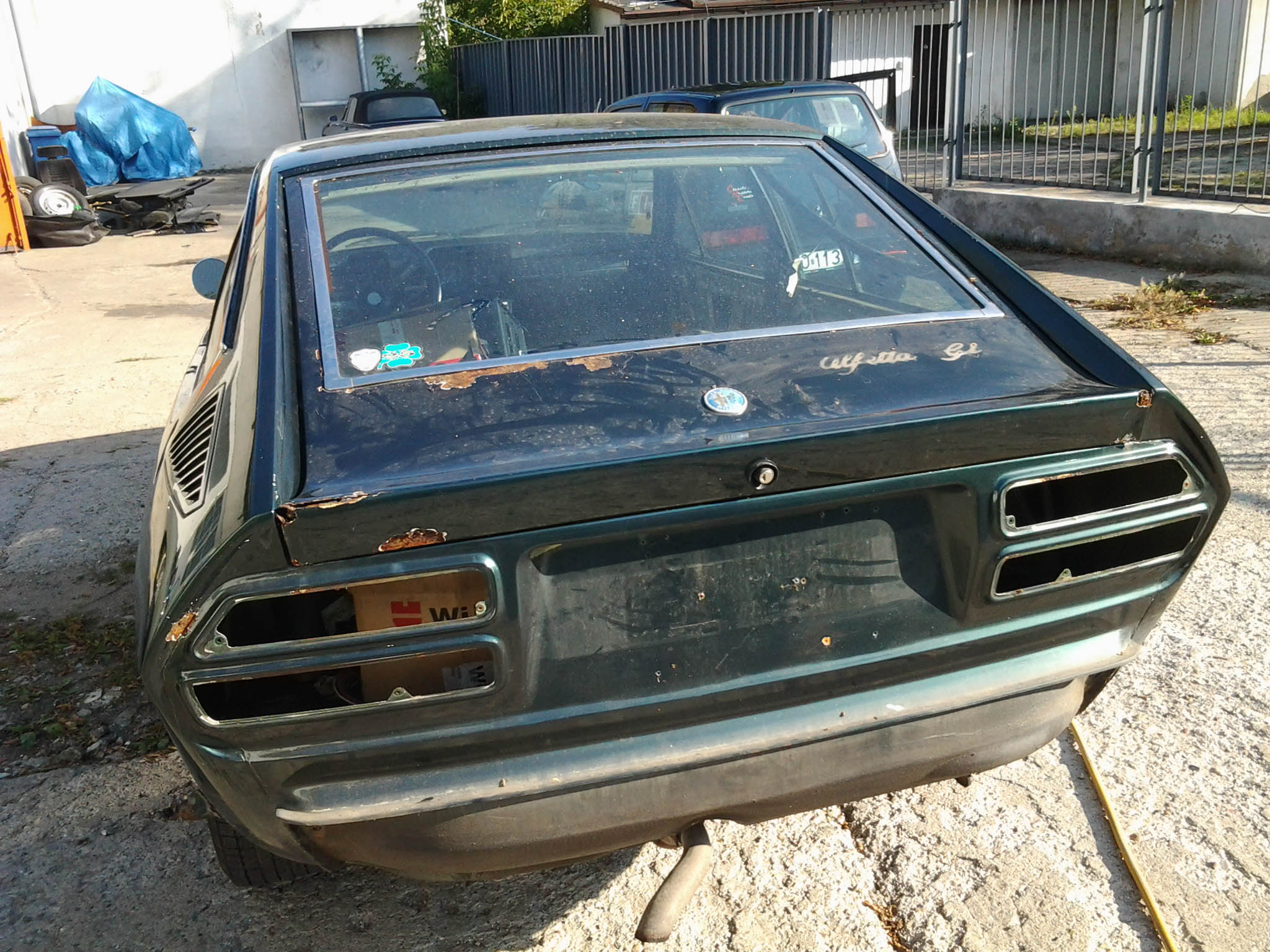 74 Alfa Romeo Alfetta Gt Classic Car Restoration Center